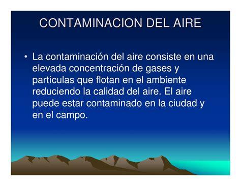 soneto sobre la contaminacin del agua presentacion contaminacion del agua