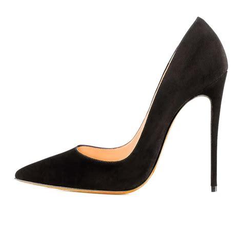 black high heels pumps aliexpress buy stilettos black shoes high