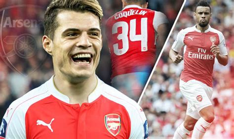 arsenal xhaka news has this 163 37m midfield star just revealed his shock move