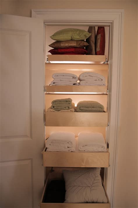 Out Of Closet Miami by Linen Closet Pull Out Shelves Closet Organizers Miami