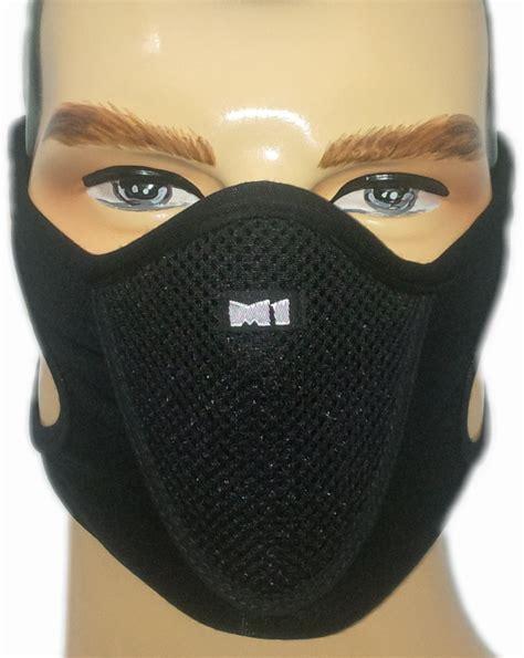 Masker M1 62 on m1 biker anti pollution mask on flipkart paisawapas
