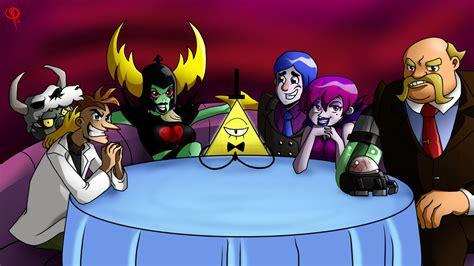 house of villains disney xd s house of villains by chillguydraws on deviantart