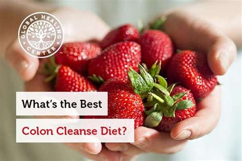 Best Detox Diet 2017 by What S The Best Colon Cleanse Diet