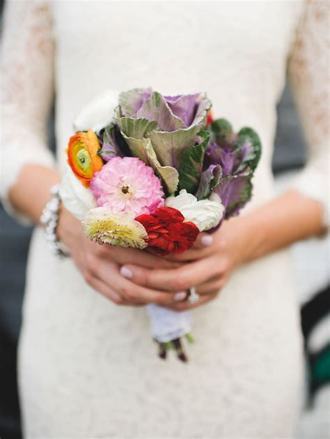 Simple colorful bouquet   Bouquet Wedding Flower