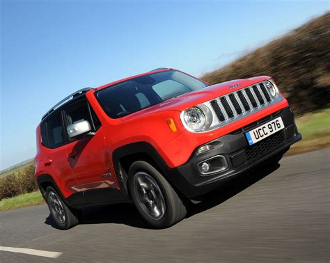 Jeep Renegade Hp by Jeep Renegade 2 0 140 Hp Limited Road Test Wheels Alive