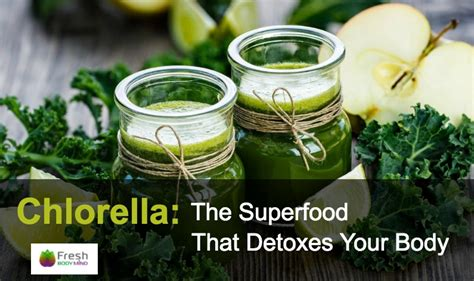 How To Detox Your After Amalgam Chorella by Chlorella The Wonderful Superfood That Helps With Detoxing