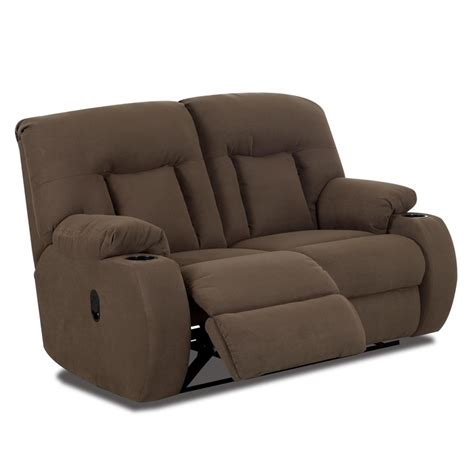 sofa with recliners on each end 36 best images about loveseats on pinterest brown bomber