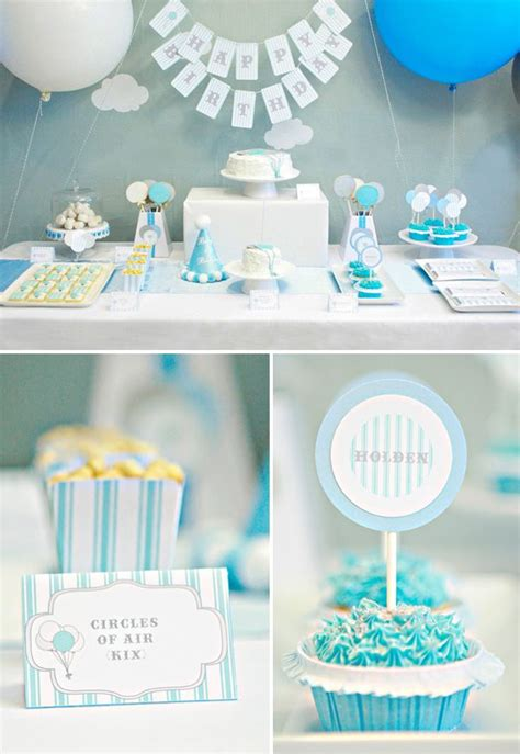 party themes baby boy first baby boy birthday themes www pixshark com images