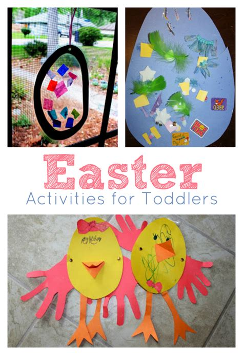 easter crafts and activities for toddlers the educators spin on it