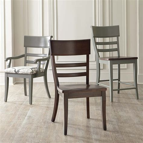 louis philippe dining room furniture bassett louis philippe custom dining chair dining chairs