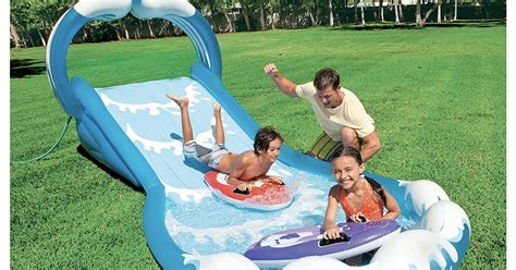 amazon intex surf   inflatable play center