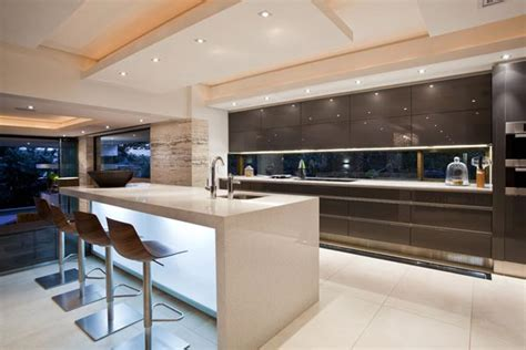 modern wood kitchen design dream kitchens pinterest dream house in south africa by metropole architects