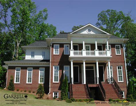 house hallway drayton hall house plan house plans by garrell