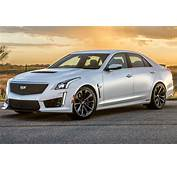 2016 Cadillac CTS V  Hennessey Performance