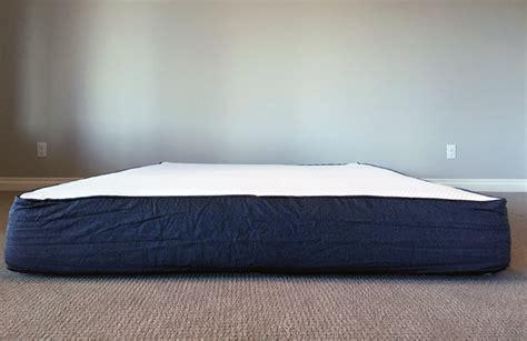 Casper Mattress Floor | casper mattress review sleep scouts