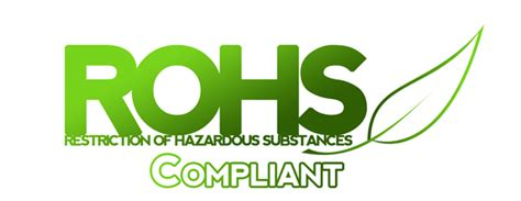 Compliance Engineer by Understanding Rohs Compliance