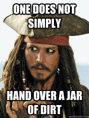 Captain Jack Sparrow Memes - 25 pirates of the caribbean memes quoteshumor com