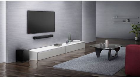 table ls for living rooms 5 tips where to place a subwoofer with sound bar at home