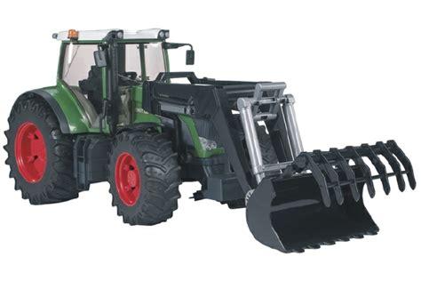 Lu Alis Vario 110 bruder fendt 936 vario traktori etukuormaajalla