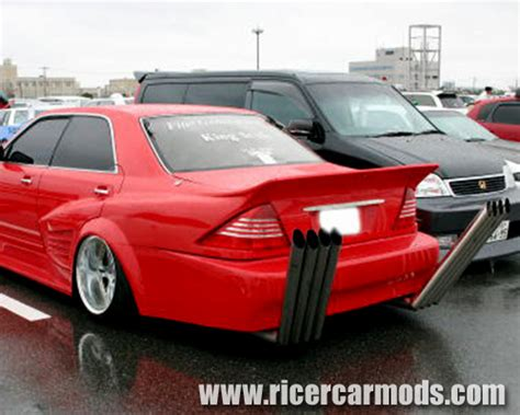 ricer car exhaust ricer mods 28