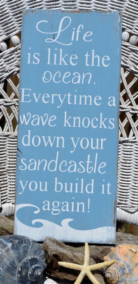 beach themed quotes beach decor tropical nautical coastal inspirational