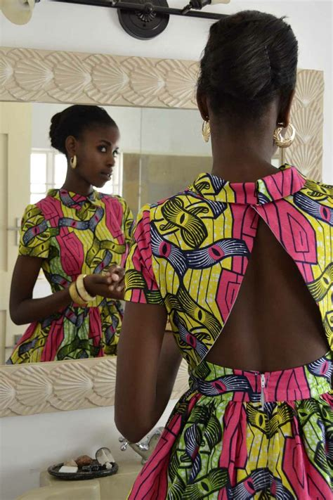 ways to wear long hair after 50 50 fabulous modern ways to wear african fabric black