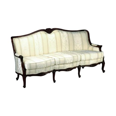 louis sofa so 020 louis sofa 3 seat mahogany by hand