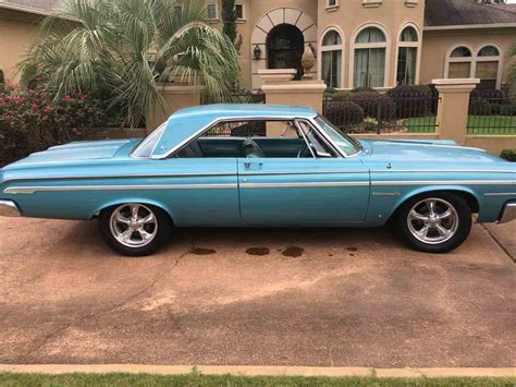 1964 dodge polara for sale classiccars cc 1044178