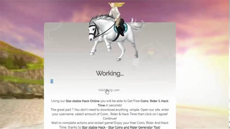 game stars stable free star coins hack and codes 2016 star stable hack star coins generator lifetime youtube