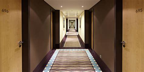 Bewerbung Maritim Hotel Flur Korridor
