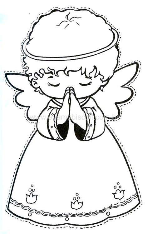 imagenes de mujeres orando para colorear las 25 mejores ideas sobre dibujo de 193 ngel en pinterest y