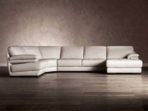 unique leather sectionals unique leather chaise sectional prefab homes