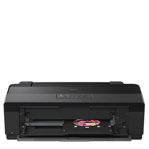 Printer A3 Epson epson stylus photo 1500w a3 colour inkjet printer