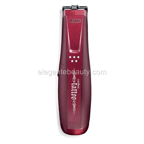 wahl tattoo designs wahl five 5 cordless line professional
