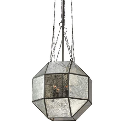 Home Depot Mercury Glass L by Sea Gull Lighting Lazlo Large 4 Light Heirloom Bronze