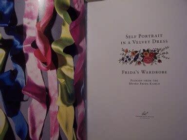 the compass rose: self portrait in a velvet dress frida