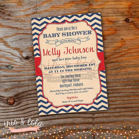 etsy vintage baby shower invitations 17 best ideas about digital invitations on
