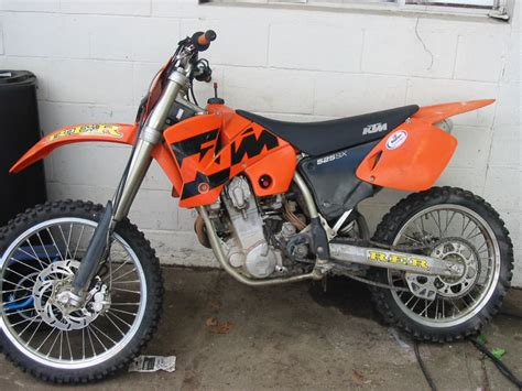 2003 Ktm 125sx For Sale 2003 Ktm 525sx Dirtbike Ls1tech
