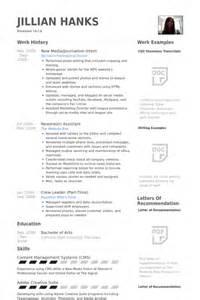 Resume Samples Journalism by Resume Examples For Journalists Bestsellerbookdb