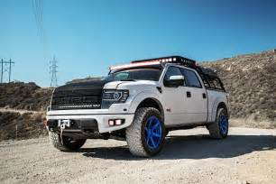 this ford raptor is now a 590 hp cing vehicle