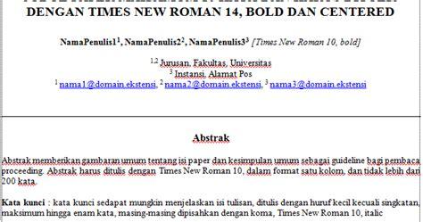 format resume jurnal penelitian contoh resume jurnal yang baik gontoh