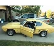 Test Drive The 1974 Ford Capri V8  YouTube