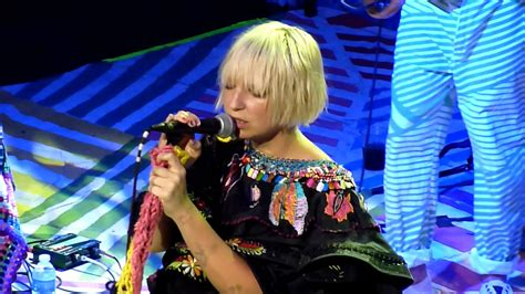 sia i m in here sia i m in here live at webster hall nyc aug 26