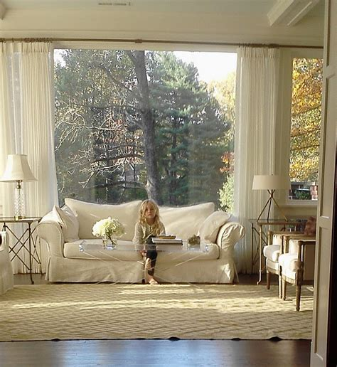 Client's new Sunroom!! Happy Martin of Winston Salem designed the window treatments and carpet