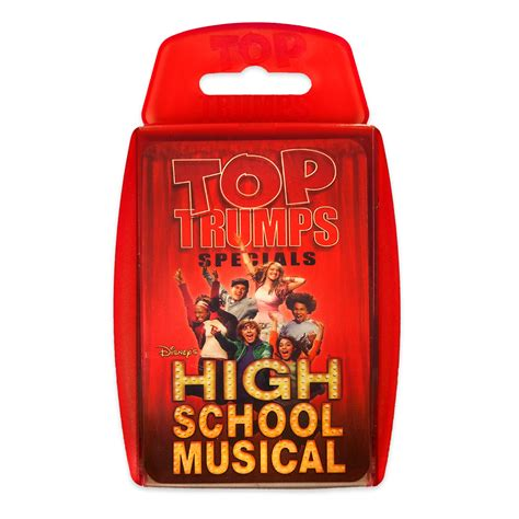 Who Sells Disney Gift Cards - disney high school musical top gear dr who official gift card game top trumps ebay