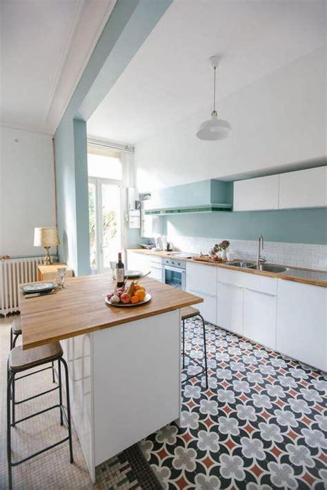 plan de travail pour petite cuisine