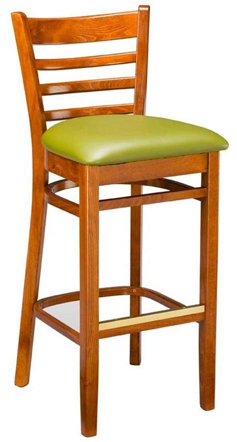 Custom Bar Stool by Custom Ladder Back Bar Stool Bar Stools And Chairs