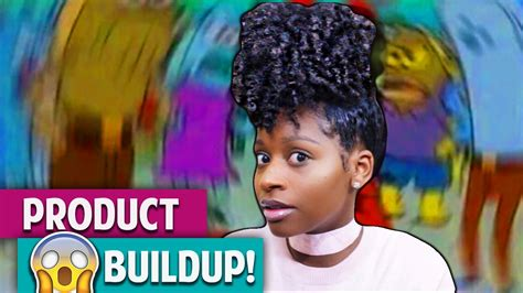what is product buildup and how can it affect your hair product buildup how i removed it youtube