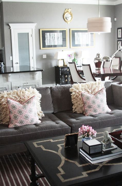 gray couch living room ideas nicole rene design weddings events home decor fashion