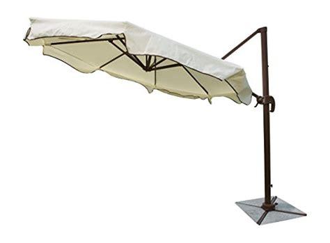 cool cantilever patio umbrellas for your backyard and patio